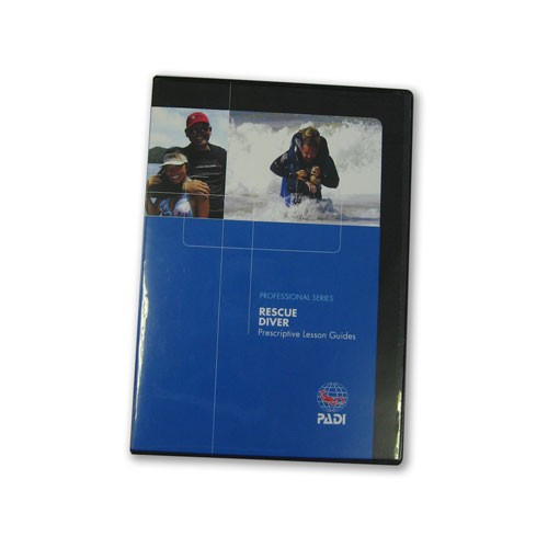 PADI Rescue Diver Priscriptive Lesson Guides