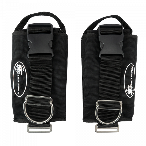 Scubaforce Black Devil Bleitaschensystem WP500