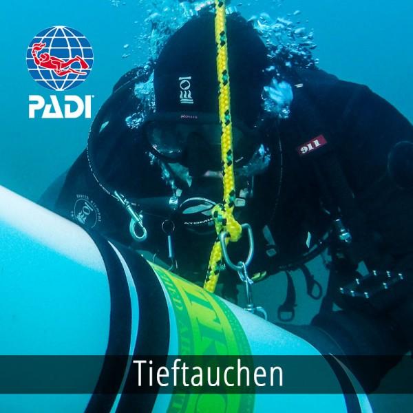 PADI Deep Diver (max. 40 Meter)