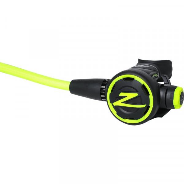 Zeagle F8 (Octopus, gelb)