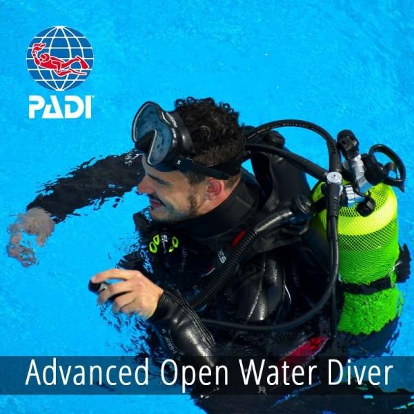 Tauch aktiv Kaltwasserpaket / AOWD