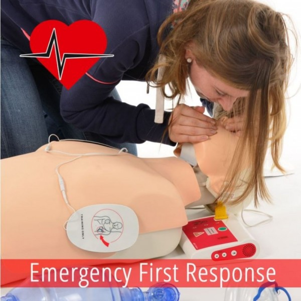 Emergency First Response (Automatisierter Externer Defibrilator)