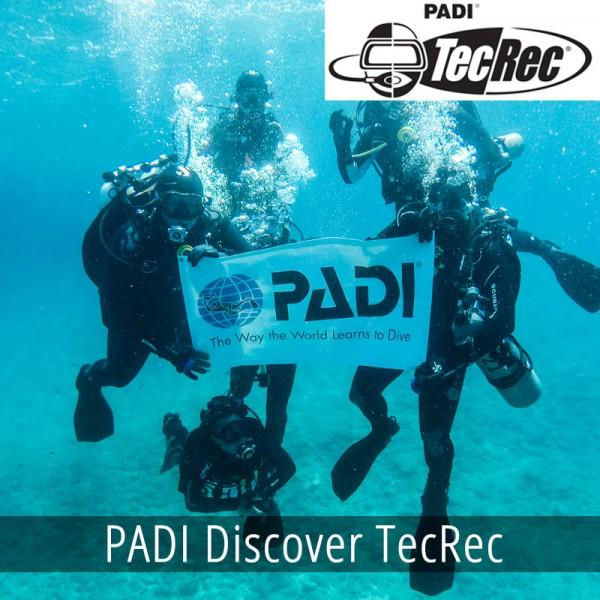 PADI Discover TecRec