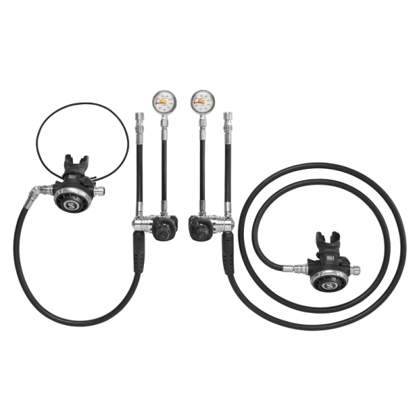 Scubapro Atemreglerset für Sidemount (MK25 / G260)