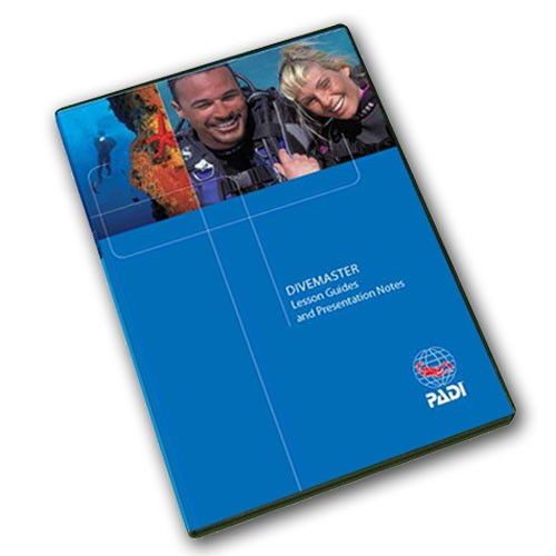PADI Divemaster Lesson Guides & Presentation Notes