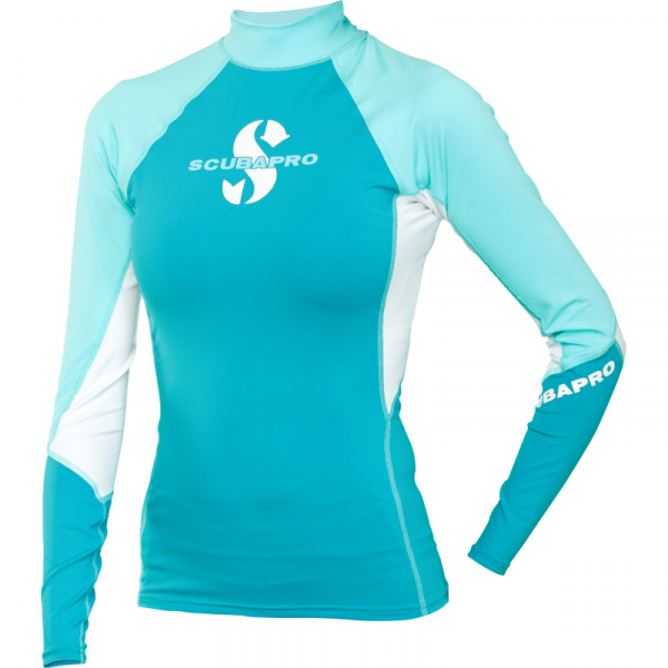 Scubapro T-Flex Rash Guards (Shirt) Damen