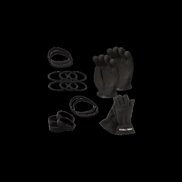 Scubaforce Thenar Dry Gloves incl. Flieshandschuhe