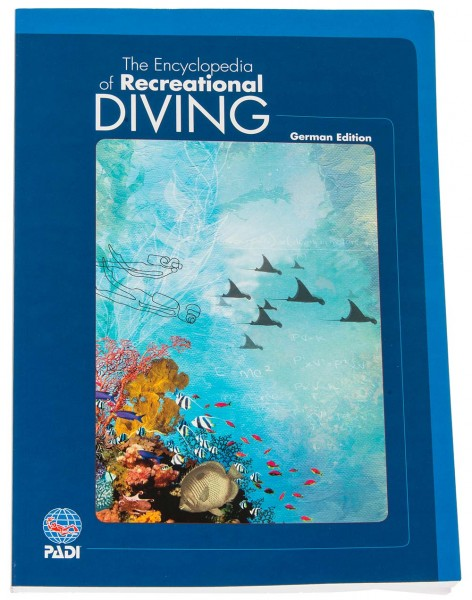 PADI Divemaster Encyclopaedia of Recreational Diving