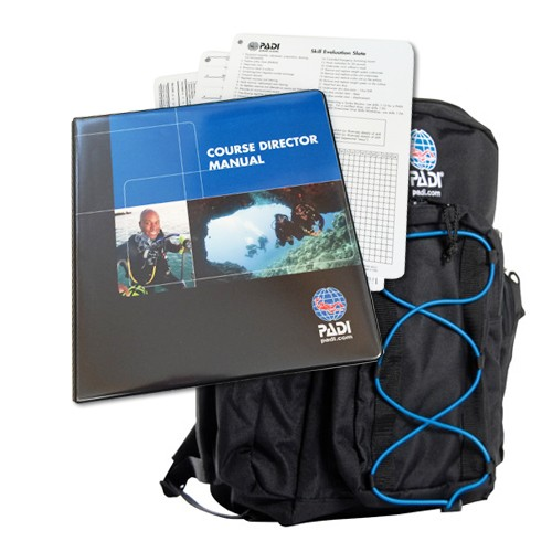 PADI IDC Staff Instructor Crewpack (Papier)