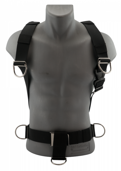 Scubaforce Cobra Harness Tech