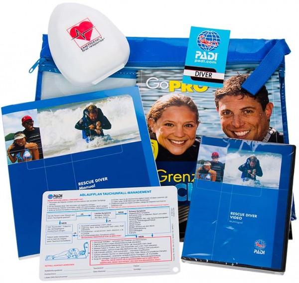 PADI Rescue Diver Crewpack