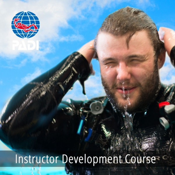PADI Open Water Scuba Instructor